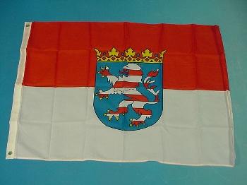Flagge Hessen 60x90 cm