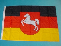 Flagge Niedersachsen 60x90 cm