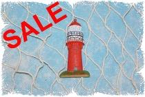 Leuchtturm Vlieland Magnet Poly
