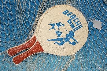 Beach Ball Spiel 8mm ca.35x24cm