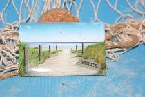 Foto Magnet Nordsee ca. 8x5 cm