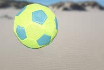 Ball ca.21cm Kunststoff