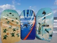 Bodyboard 3-fach sort ca. 80 cm Kunststoff