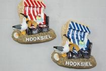 Magnet Strandkorb Hooksiel