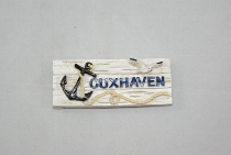 Magnet Anker Möwe Cuxhaven