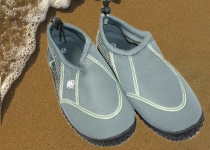 Aqua Socks grau Größe 43