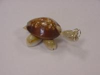 Schildkröte mini mit Brille ca. 6 cm