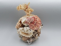 Muschelbeutel natur ca. 300 gr.