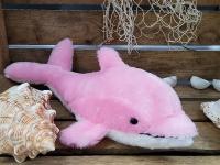 Delphin pink ca.30cm Plüsch