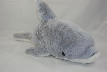 Delphin grau ca.56cm Plüsch