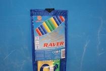 Parafoil Raver ca.100x45cm