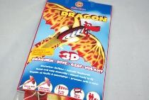 Dragon 3D Einleinerdrachen ca.102x320cm