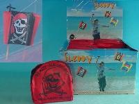 Sleddy Jolly Roger 76x50cm
