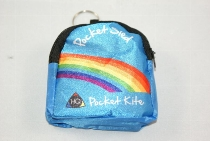 Pocket Sled Rainbow ca. 43x33 cm