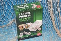 Karten - Würfel - Box
