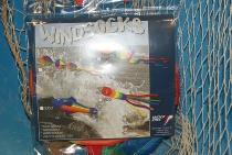 Windsack Rainbow Twister ca.140 cm
