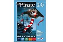 Delta Pirat 2.0 ca. 102x200 cm Einleinerdrachen